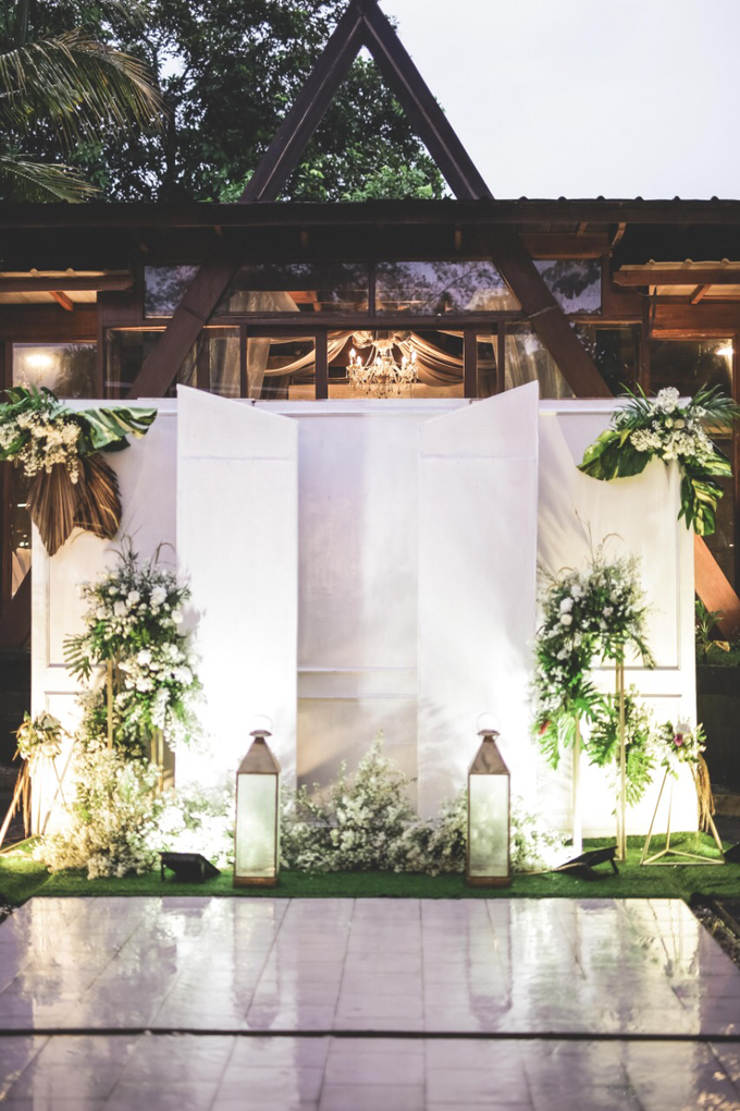 Novilia & Farid Wedding  by PENDOPO KEMANG - 006