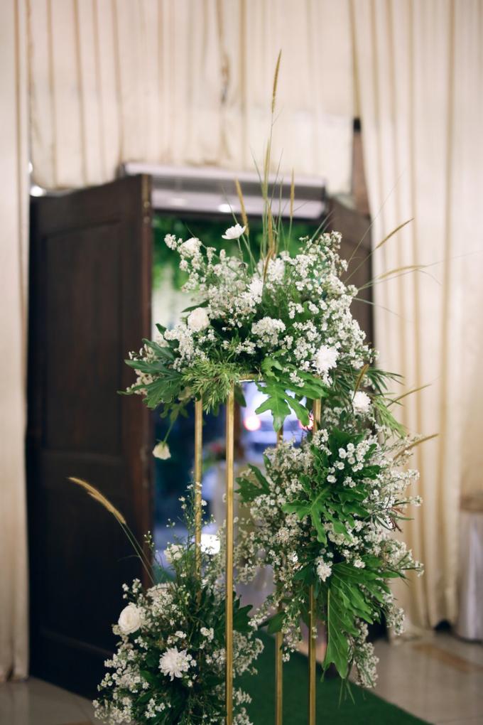 Novilia & Farid Wedding  by PENDOPO KEMANG - 008