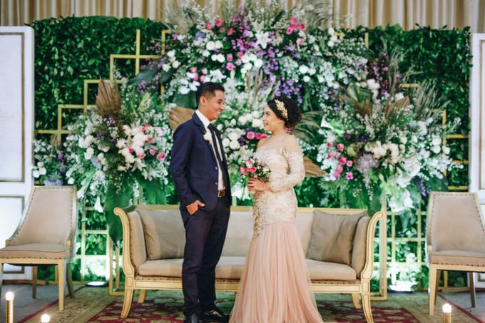 Novilia & Farid Wedding  by PENDOPO KEMANG - 009