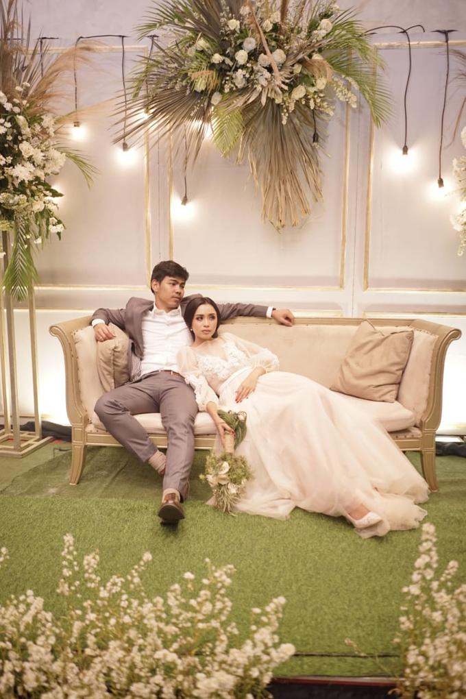 Puteri & Zaki Wedding Akad And Reception by AVIARY Bintaro - 010