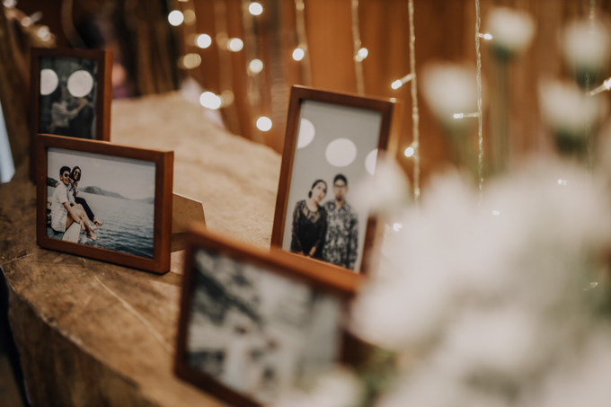 Puteri & Zaki Wedding Akad And Reception by AVIARY Bintaro - 021