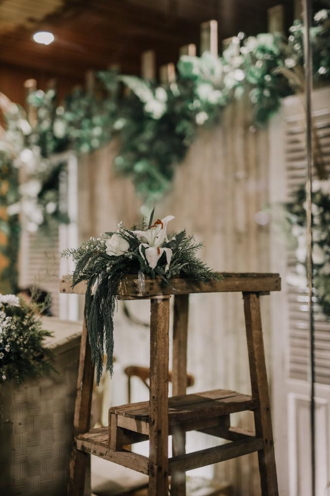 Puteri & Zaki Wedding Akad And Reception by AVIARY Bintaro - 023