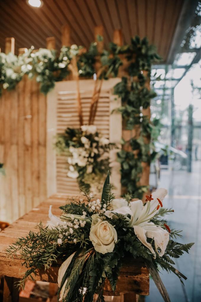 Puteri & Zaki Wedding Akad And Reception by AVIARY Bintaro - 024