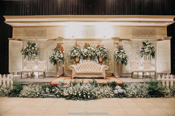 Putra & Naida Wedding by Maeera Decoration - 001