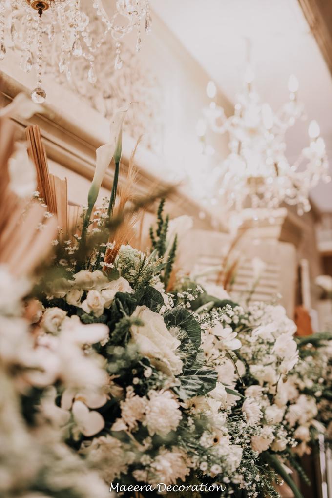 Putra & Naida Wedding by Maeera Decoration - 003