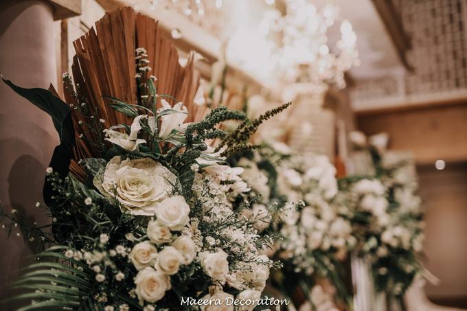 Putra & Naida Wedding by Maeera Decoration - 005