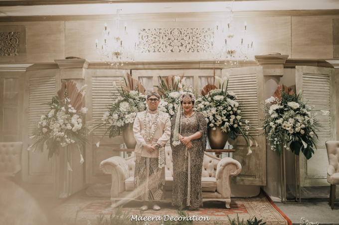 Putra & Naida Wedding by Maeera Decoration - 006