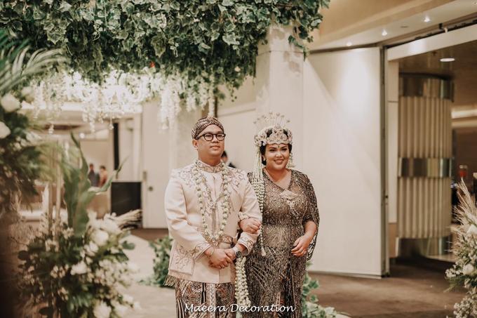 Putra & Naida Wedding by Maeera Decoration - 011