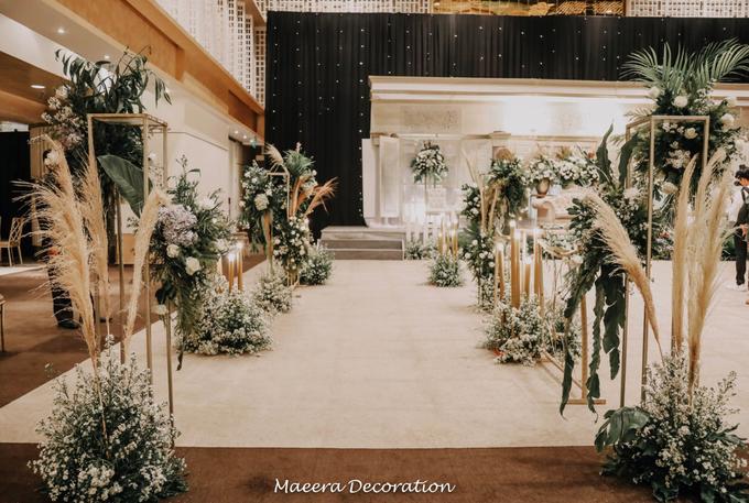 Putra & Naida Wedding by Maeera Decoration - 007