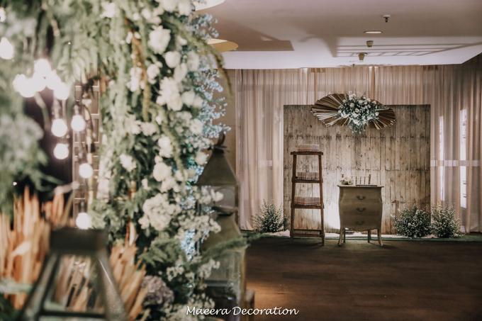 Putra & Naida Wedding by Maeera Decoration - 016