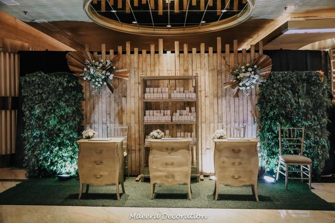 Putra & Naida Wedding by Maeera Decoration - 017