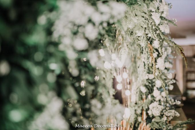 Putra & Naida Wedding by Maeera Decoration - 018