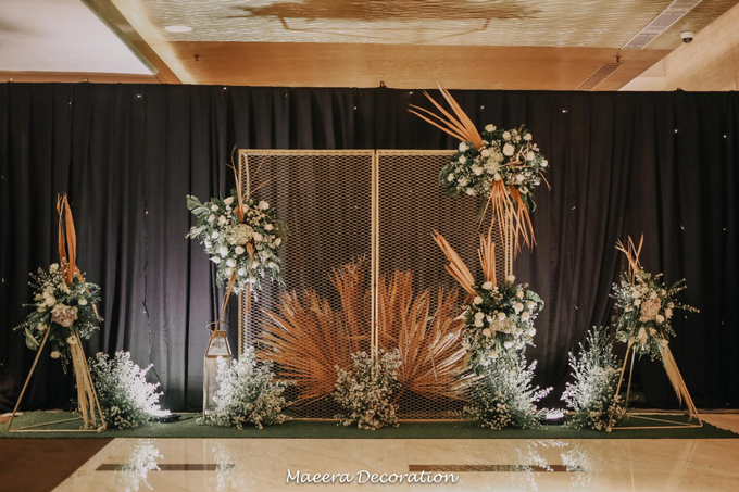 Putra & Naida Wedding by Maeera Decoration - 020