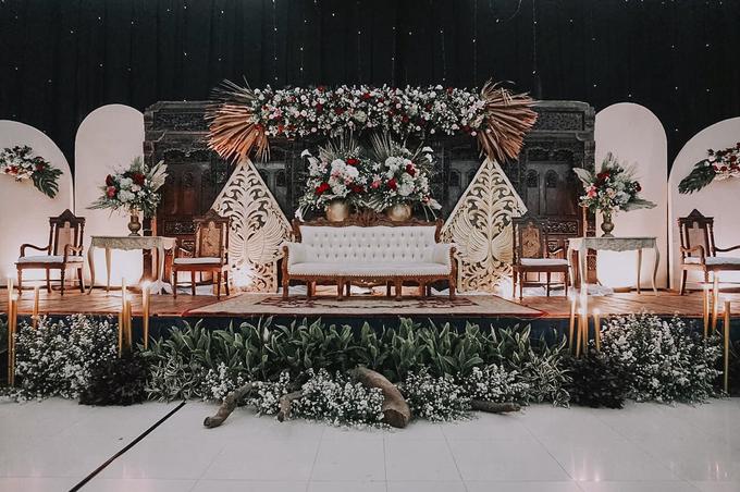 Dian & Eric Wedding  by Maeera Decoration - 001