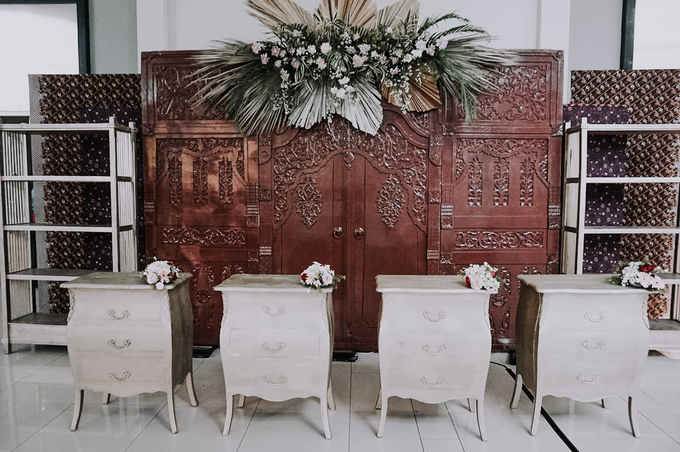 Dian & Eric Wedding  by Maeera Decoration - 004