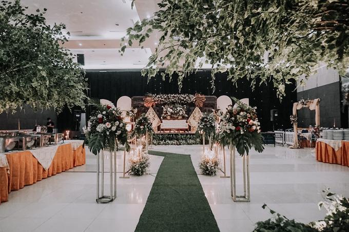 Dian & Eric Wedding  by Maeera Decoration - 007