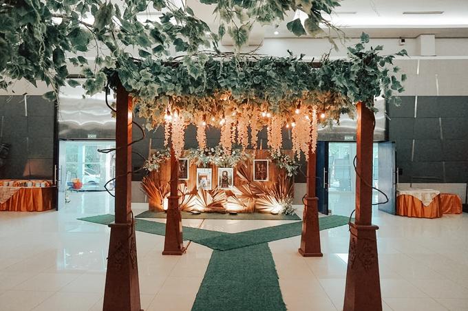 Dian & Eric Wedding  by Maeera Decoration - 008