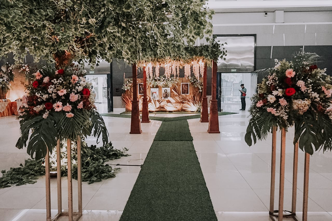 Dian & Eric Wedding  by Maeera Decoration - 009