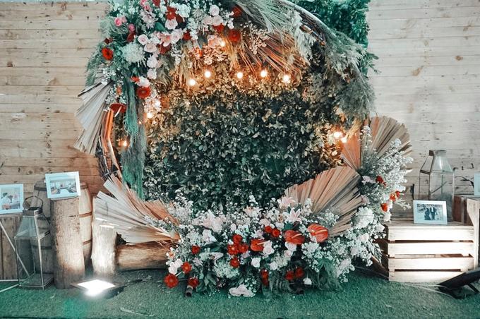 Dian & Eric Wedding  by Maeera Decoration - 011