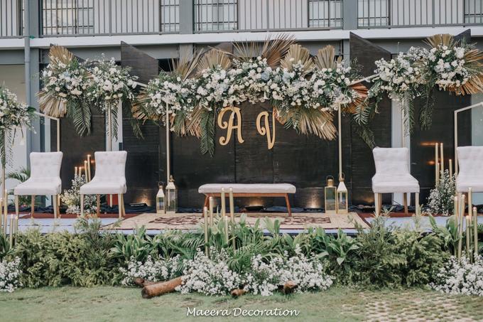 Vera & Nantha Wedding by Maeera Decoration - 012