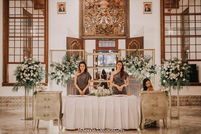 Vera & Nantha Wedding by Maeera Decoration - 015