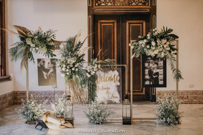 Vera & Nantha Wedding by Maeera Decoration - 017