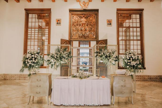 Vera & Nantha Wedding by Maeera Decoration - 016
