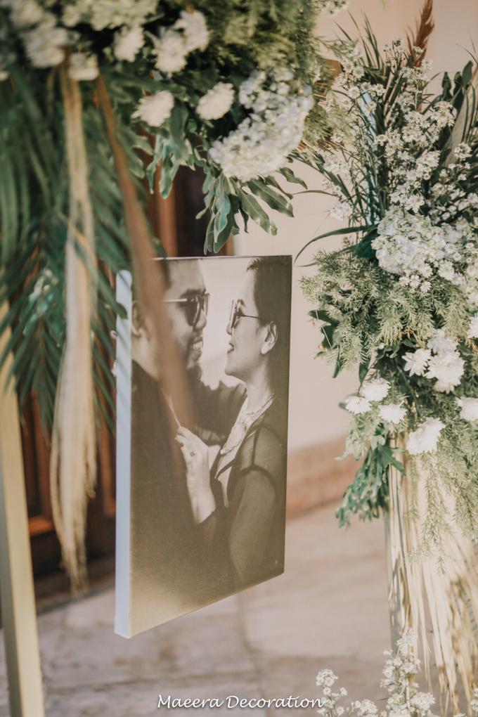 Vera & Nantha Wedding by Maeera Decoration - 020