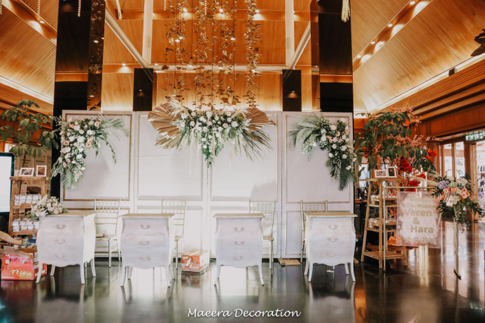 Veren & Hara Wedding by Maeera Decoration - 012