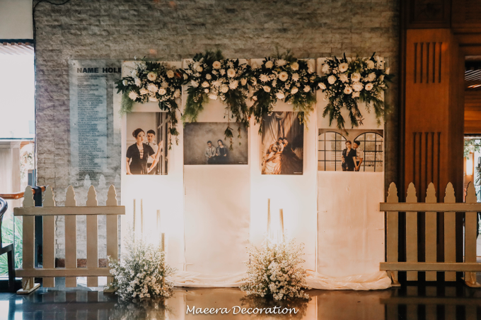 Veren & Hara Wedding by Maeera Decoration - 013