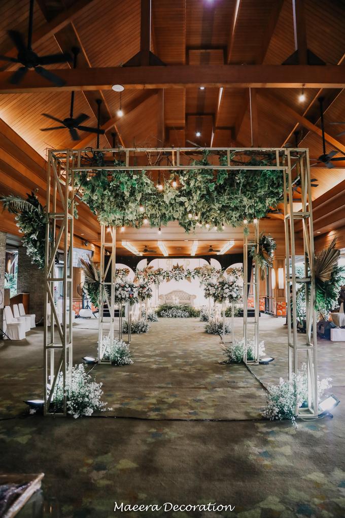 Veren & Hara Wedding by Maeera Decoration - 014