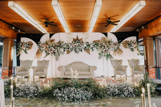 Veren & Hara Wedding by Maeera Decoration - 015