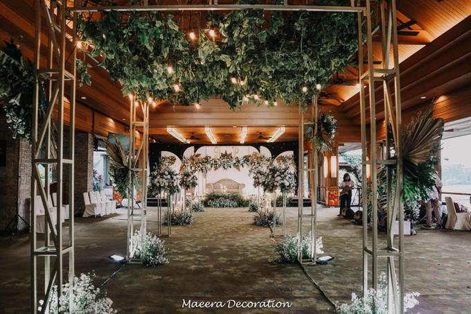 Veren & Hara Wedding by Maeera Decoration - 016