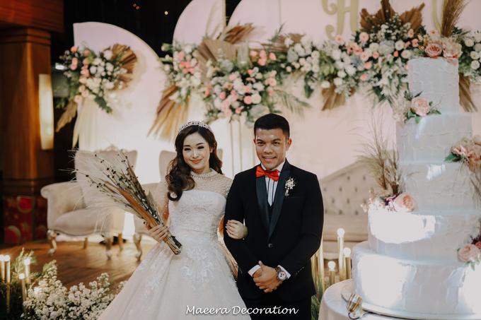 Veren & Hara Wedding by Maeera Decoration - 001
