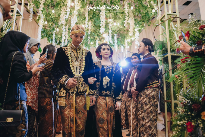 Ako & Prilly Wedding by Maeera Decoration - 002