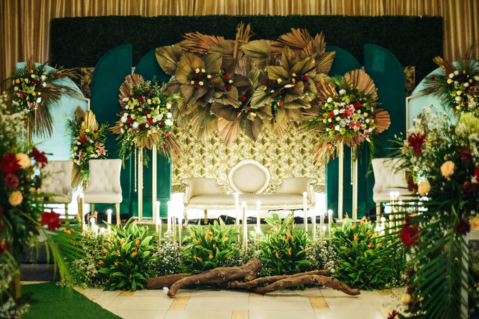 Ako & Prilly Wedding by Maeera Decoration - 005