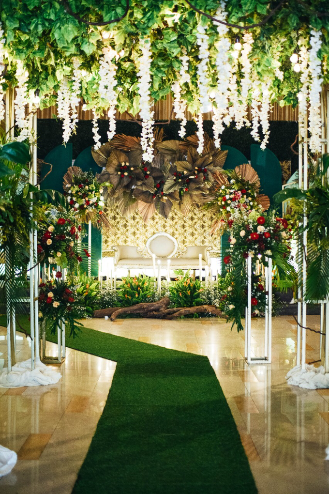 Ako & Prilly Wedding by Maeera Decoration - 009