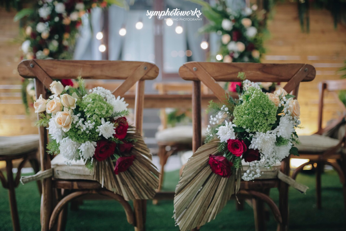 Ako & Prilly Wedding by Maeera Decoration - 011