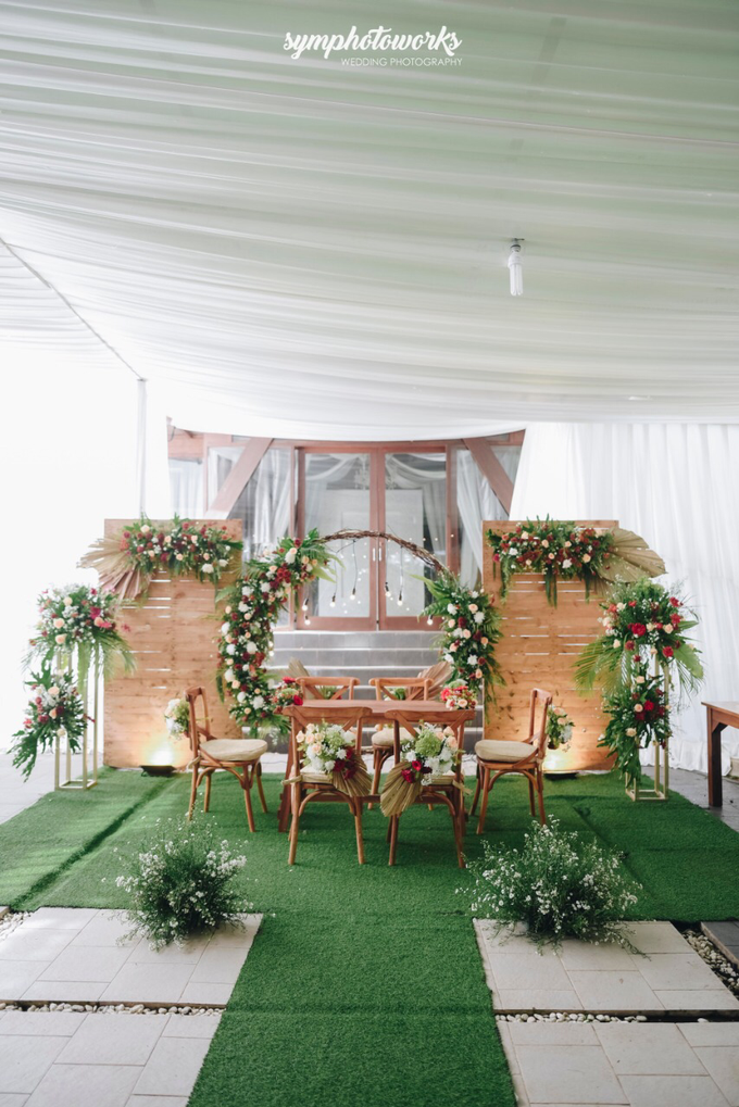 Ako & Prilly Wedding by Maeera Decoration - 013