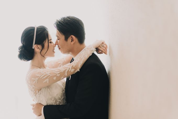 Dustin & Jennifer wedding By Dhika by MA Fotografia - 027