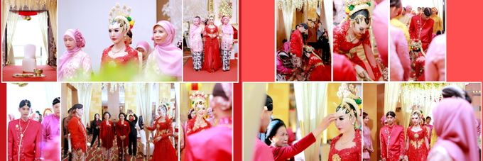 Wedding Novi & Arif by MOMENTO Photography - 007