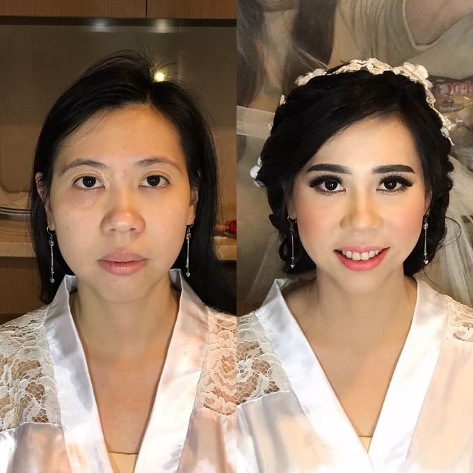 Before After by Magdalena Young Bridal - 001