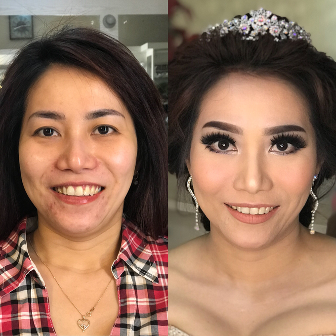 Before After by Magdalena Young Bridal - 003