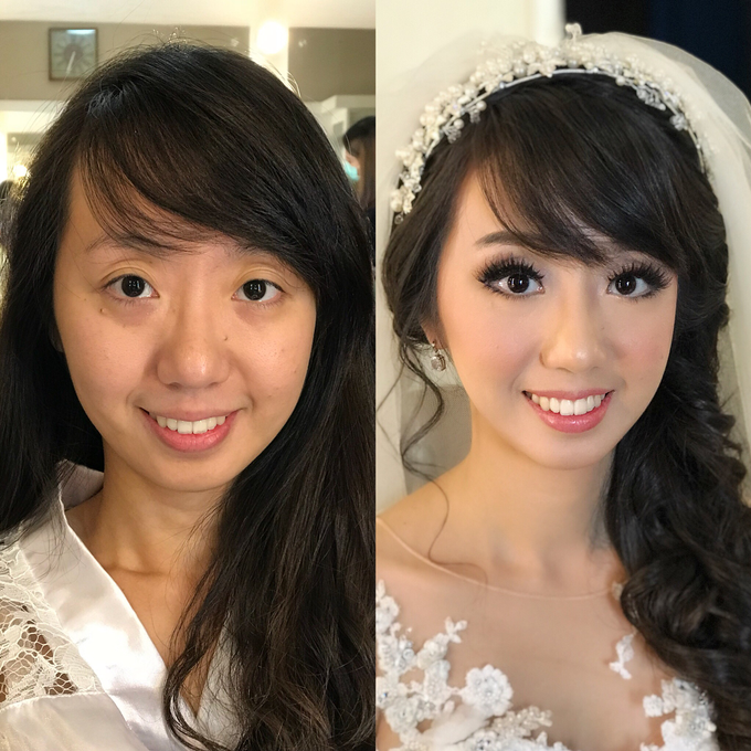 Before After by Magdalena Young Bridal - 002