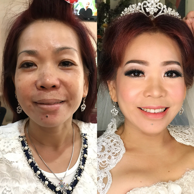 Before After by Magdalena Young Bridal - 004