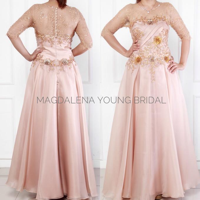 Sewa Gaun size L to XXL by Magdalena Young Bridal - 006