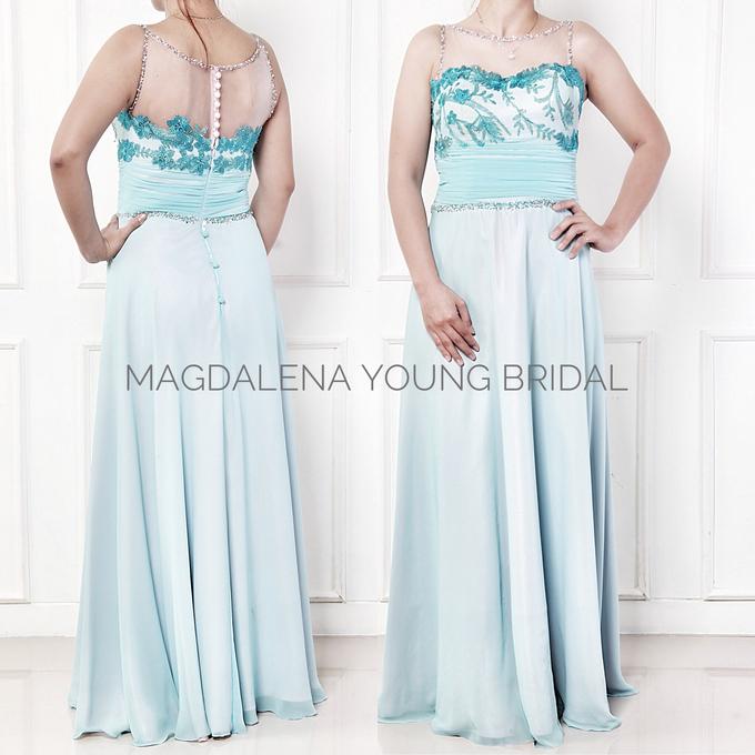 Sewa Gaun size L to XXL by Magdalena Young Bridal - 008