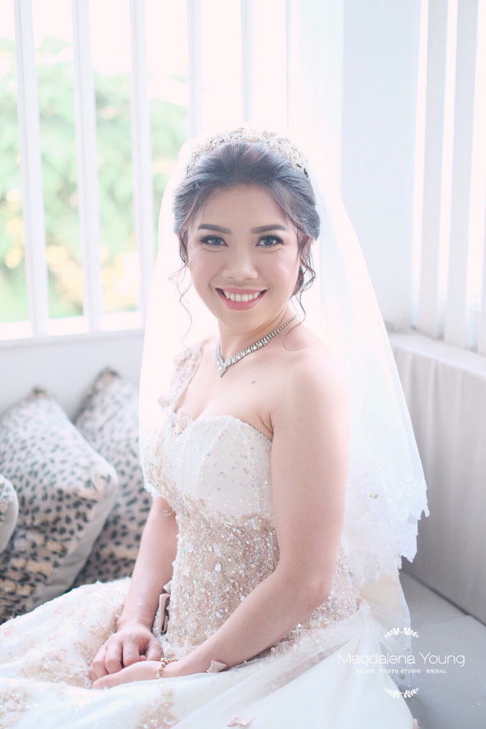Pre-wed Photo Session by Magdalena Young Bridal - 001