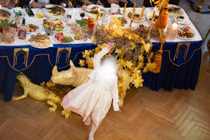 Magic Lamp by 7 Sky Event Agency - 036