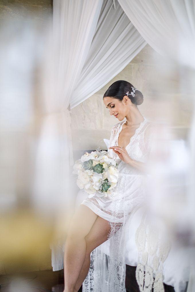 Real Wedding of Jesse & Mahsa by Tirtha Bridal - 001
